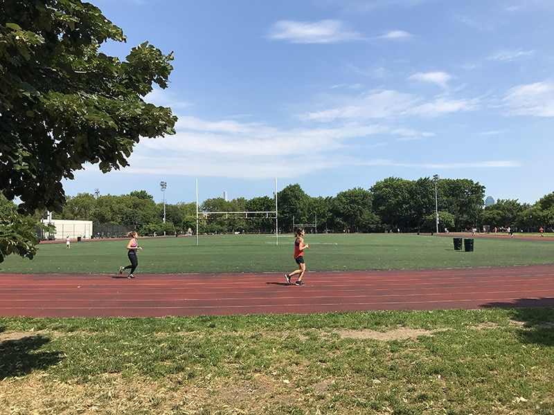 Parques para praticar vários esportes em Nova York