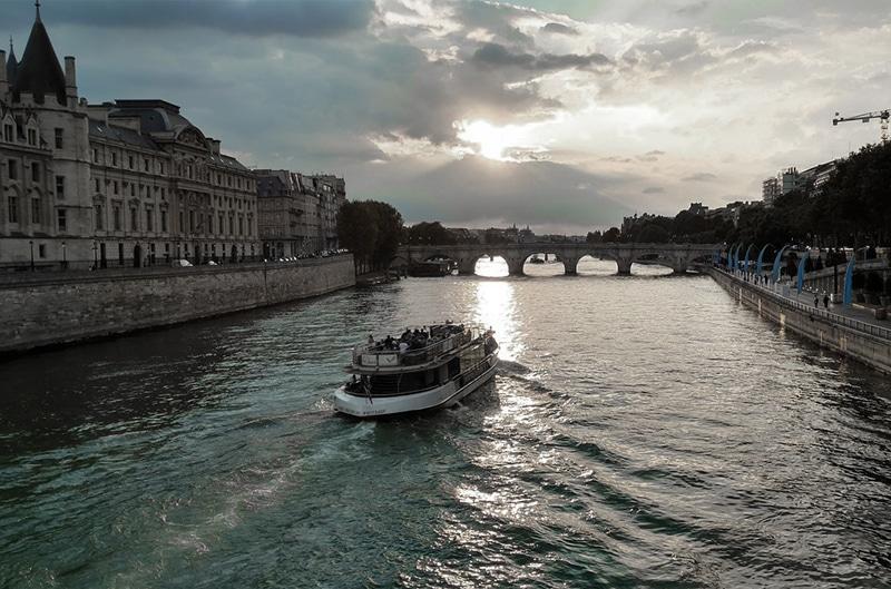 Dia dos namorado em Paris