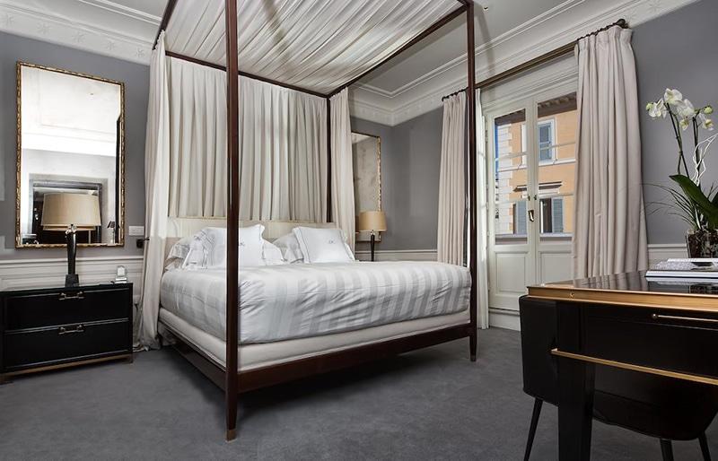 Hotéis bem avaliados na Itália