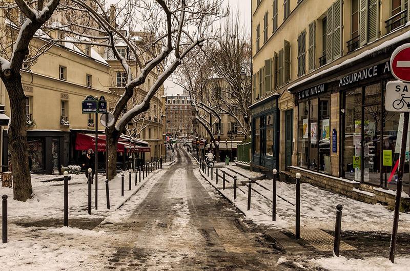 Inverno em Paris o que fazer