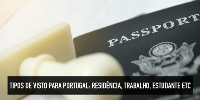 Visto de Portugal para brasileiros
