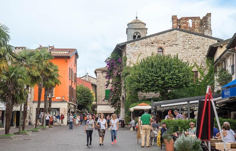 Oferta de emprego maior na Itália