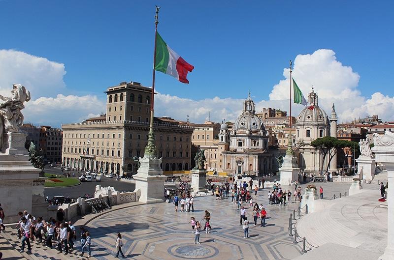 Quais são os tipos de visto para Itália?