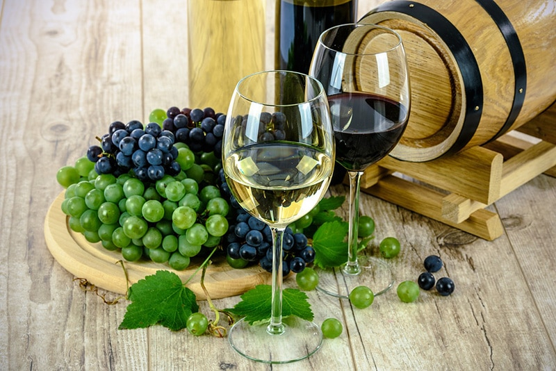 Vinho do norte daItália