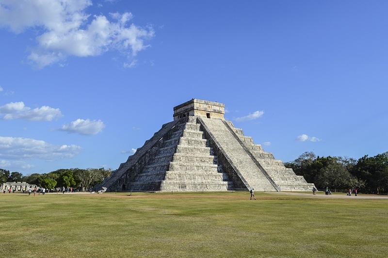Lugares imperdíveis no México