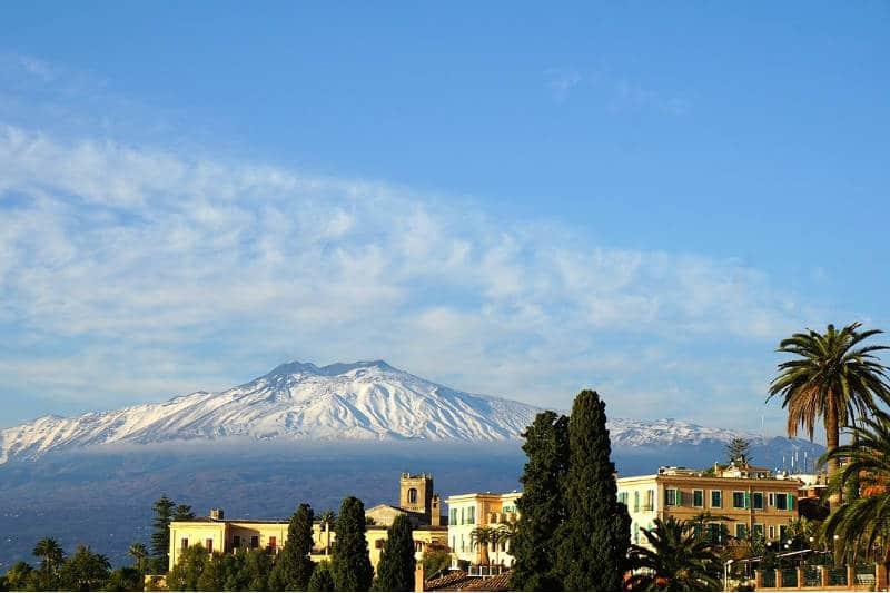 Clima na Itália
