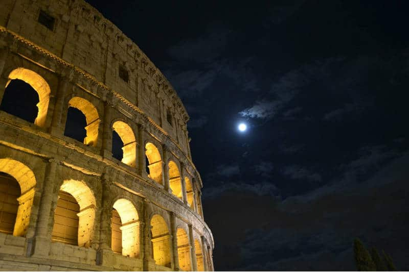 Conhecendo o Coliseu