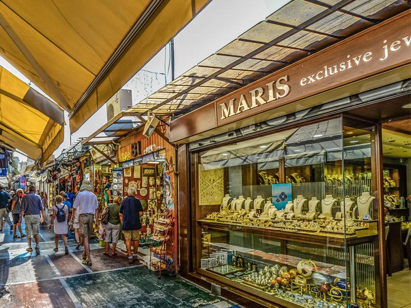 Dicas de compras nas lojas em Atenas