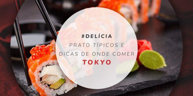 Dicas de restaurantes e comidas típicas em Tokyo