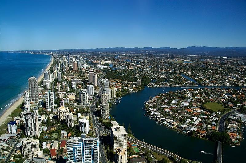 Praias Gold Coast