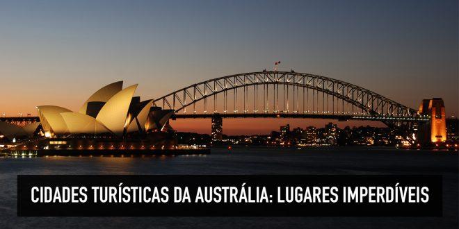 Cidades turísticas da Austrália