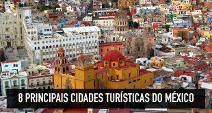 Cidades turisticas no Mexico