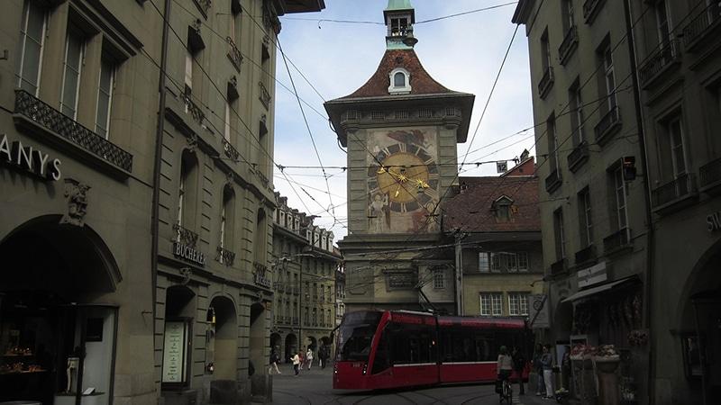 Atrações da Suíça