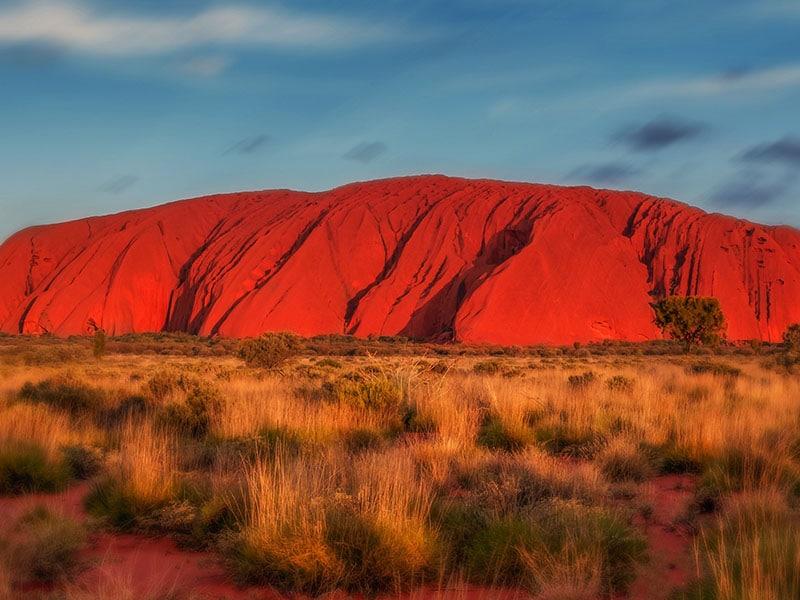 Dicas de tours pela Austrália mapa