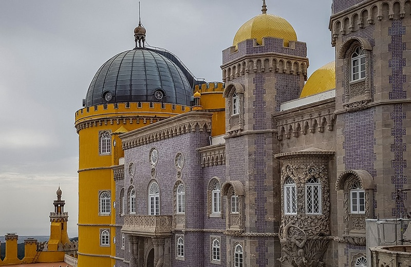 Palácio Nacional da Pena história