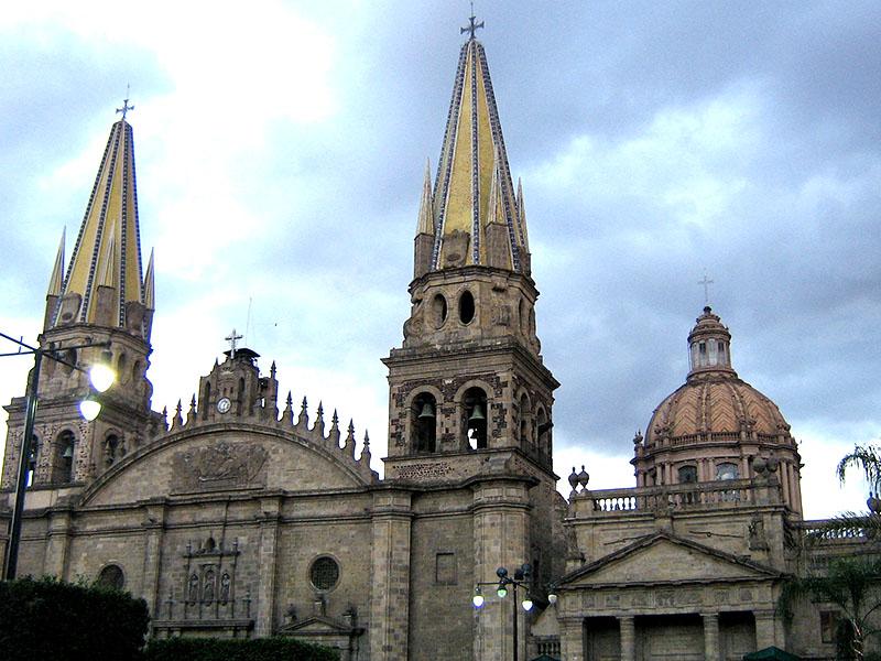 cidades turísticas do México