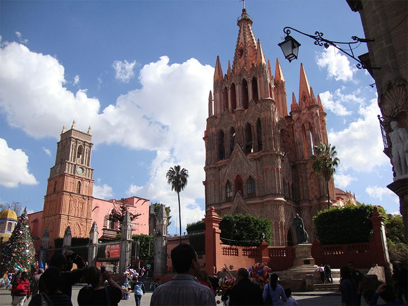 Dicas de passeio em cidades imperdíveis pelo México