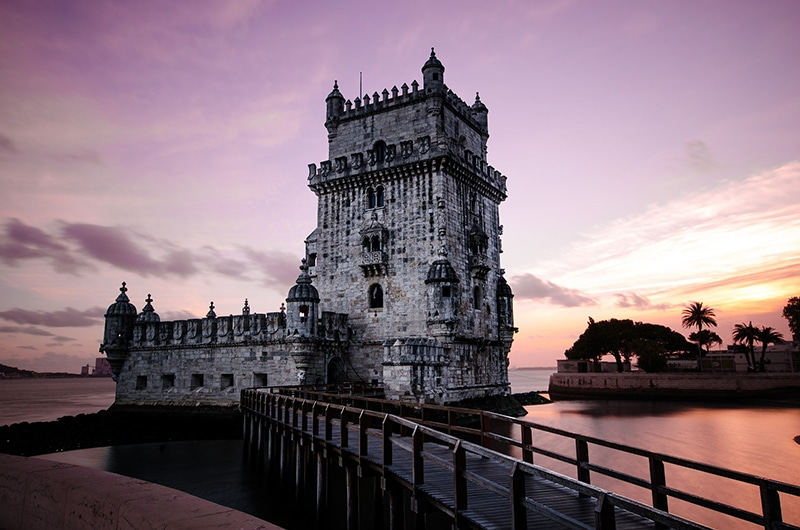 Torre de Belém atrativo lisboa