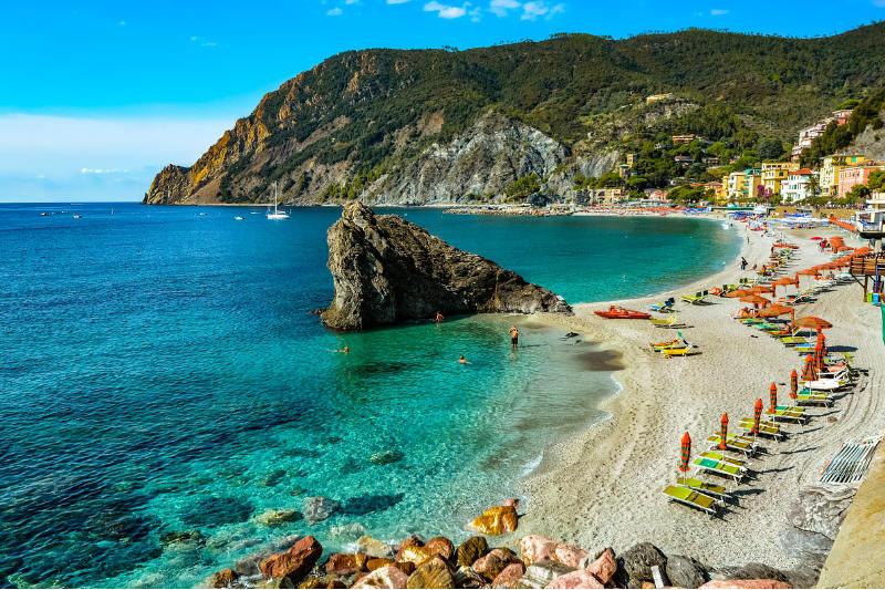 Quando é verão na Itália