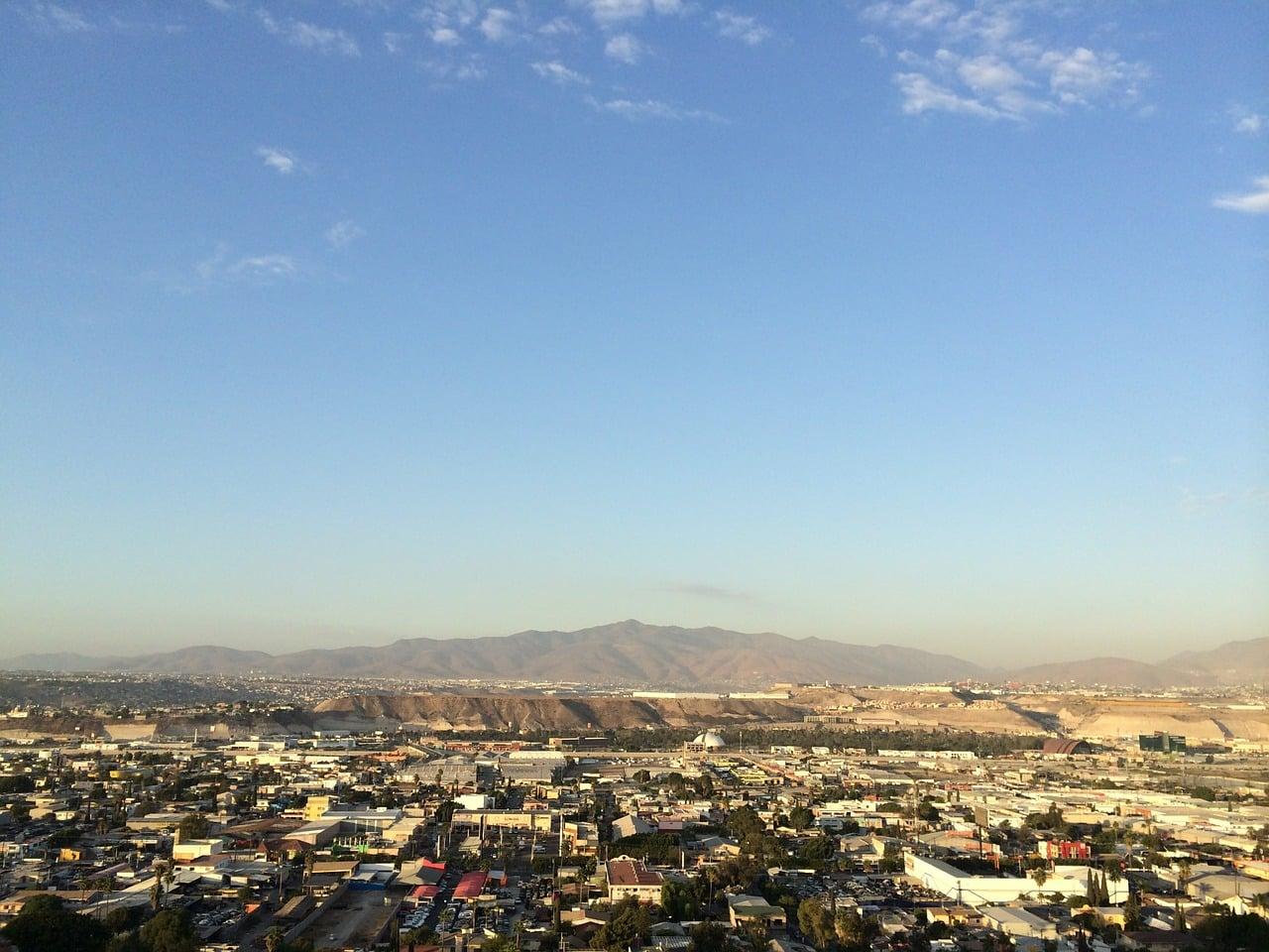 mexico california cities