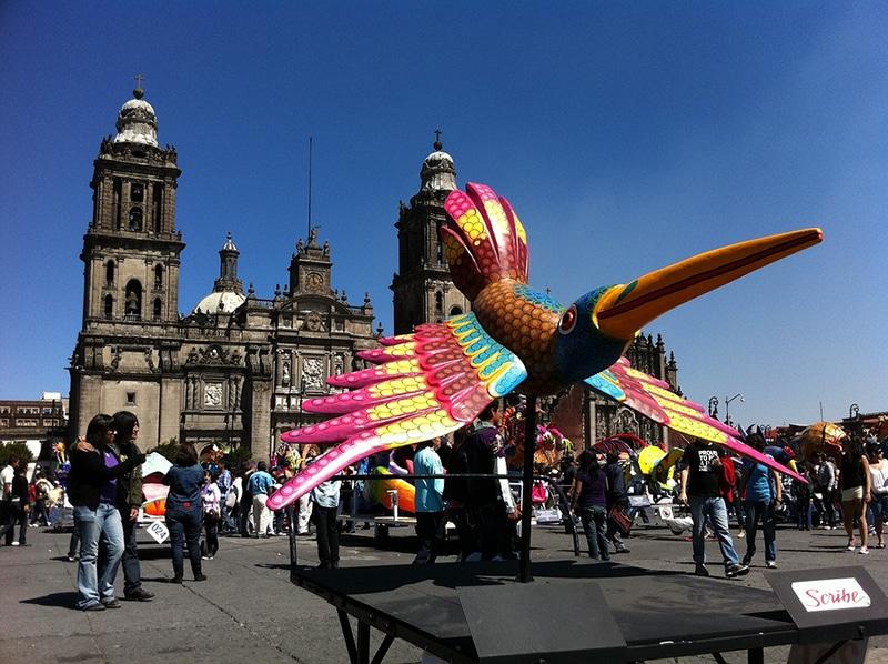 Festas na Cidade do México
