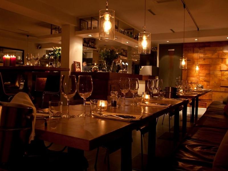 Melhor restaurante de Amsterdam que não é caro