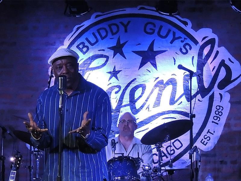 Bar blues Chicago