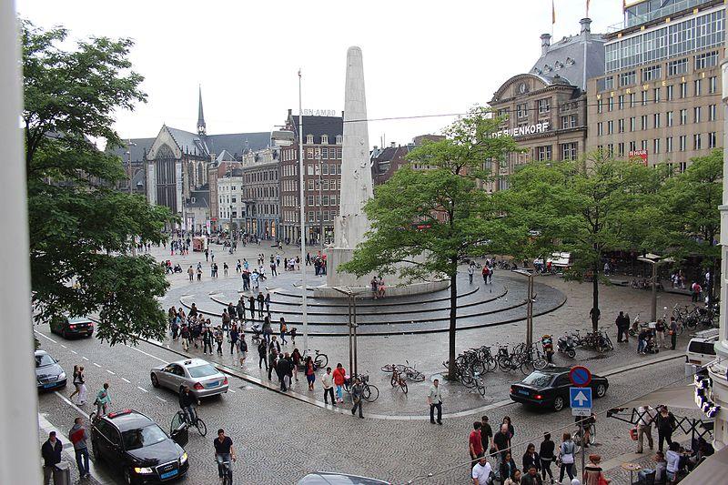 Locais para conhecer em Amsterdam