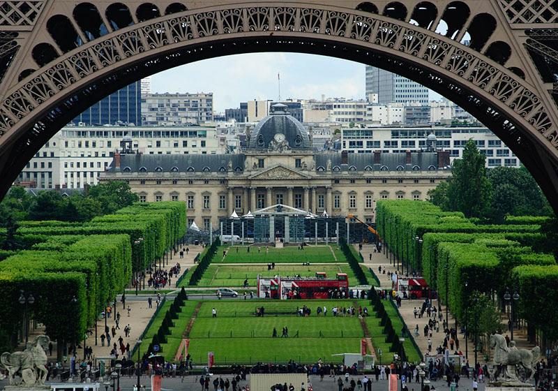Dicas do que fazer em Paris no calor