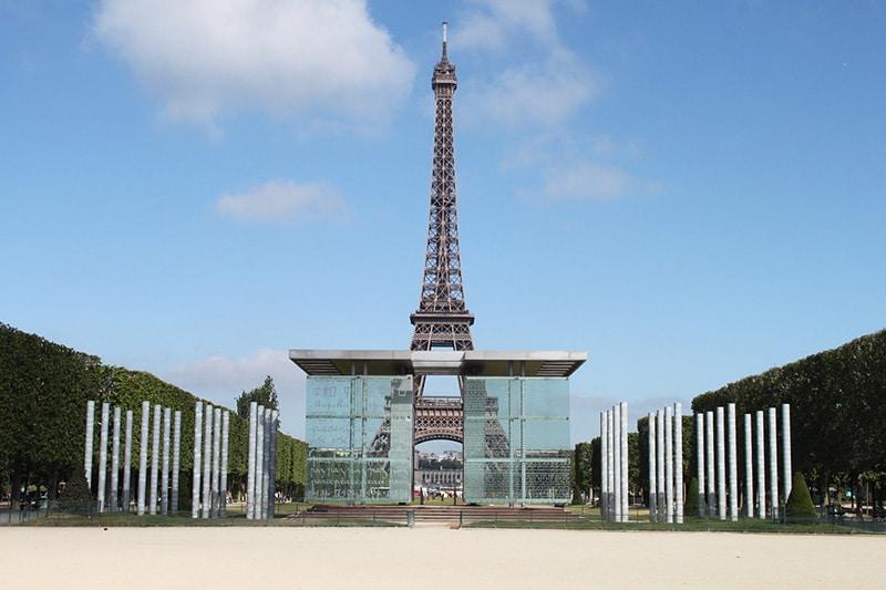 Roteiro de Paris em maio