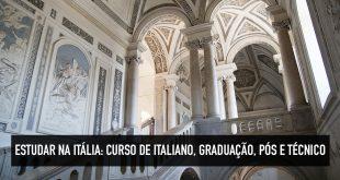 Como se matricular na Itália