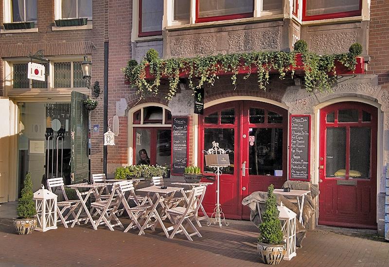restaurantes tradicionais de amsterdam