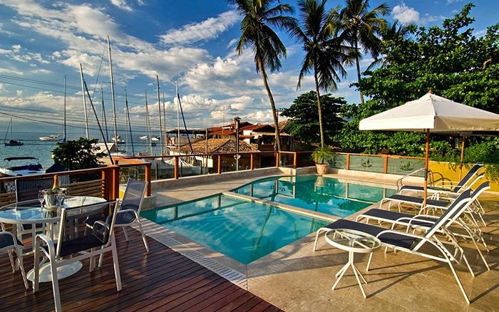 Hotel em oferta em Ilhabela