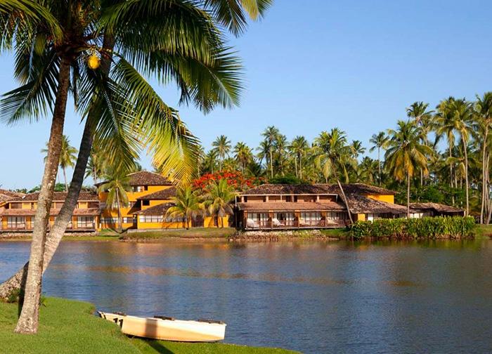 Melhor resort da Bahia