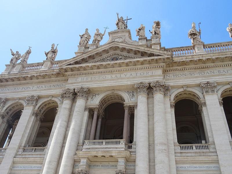 Lugares sagrados em Roma