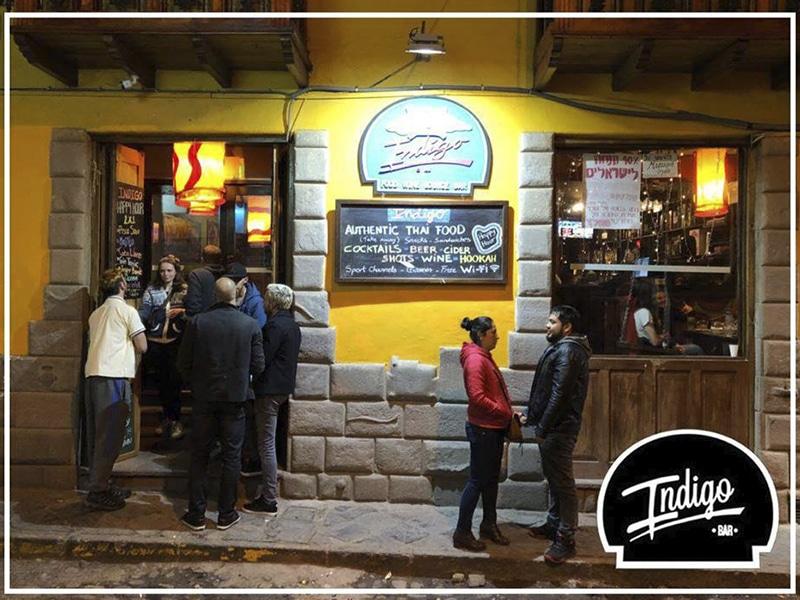 Happy hour Cusco
