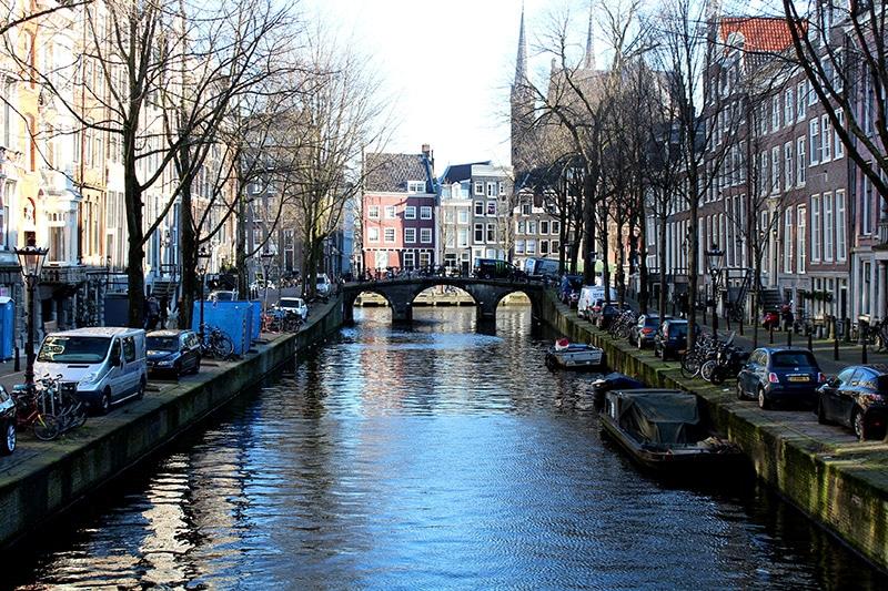 Pontos turísticos mais visitados em Amsterdam