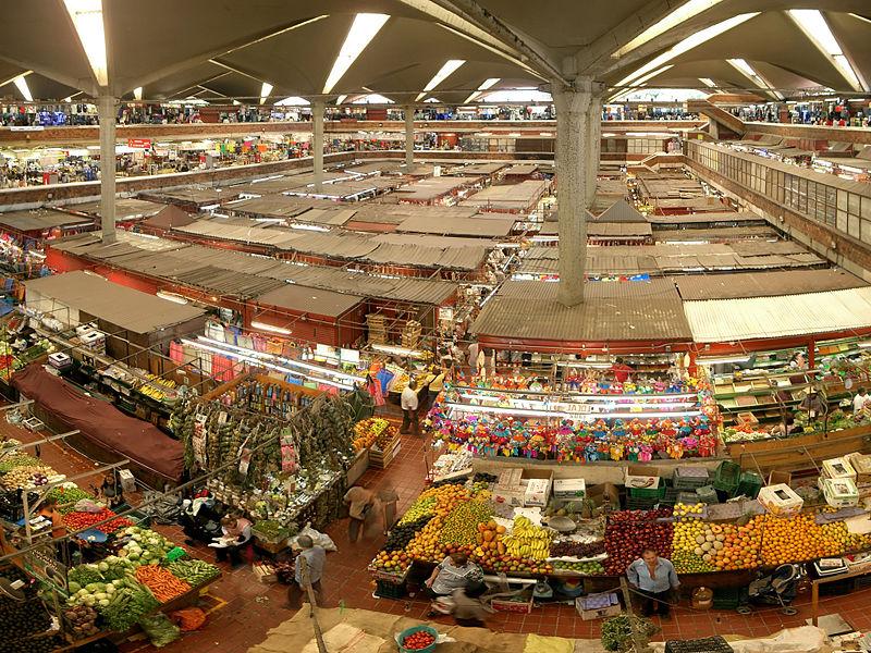 Mercado para visitar em Guadalajara