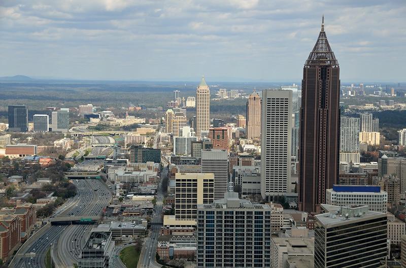 Dicas de hotéis em Atlanta