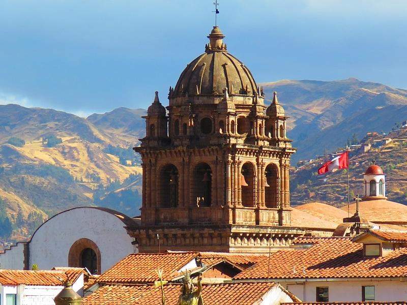 Onde ficar em Cusco bairro