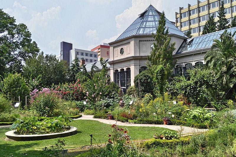 Jardins para visitar em Paris na primavera