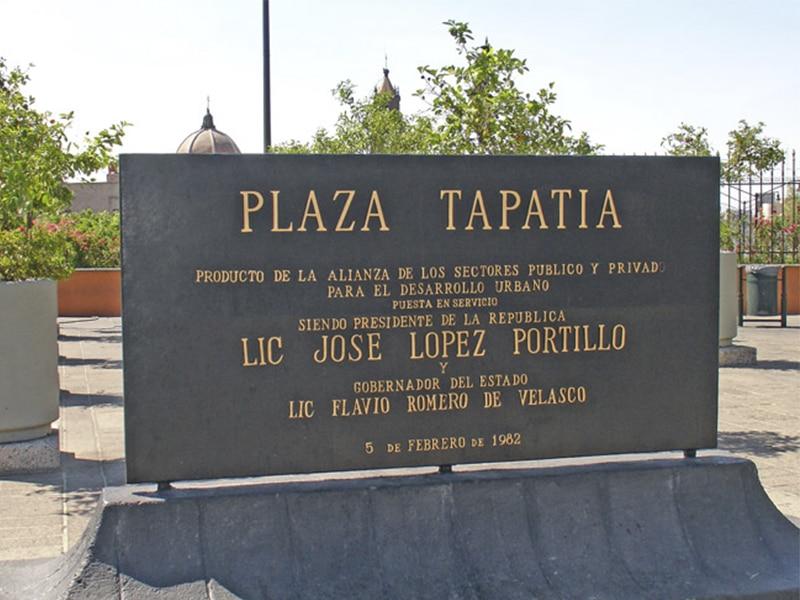 Pontos de interesse em Guadalajara