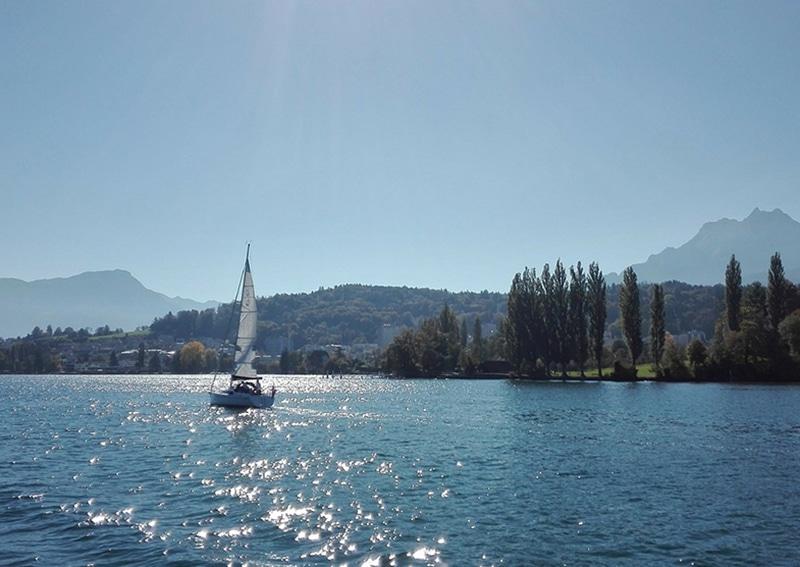 Mês para viajar para Suíça