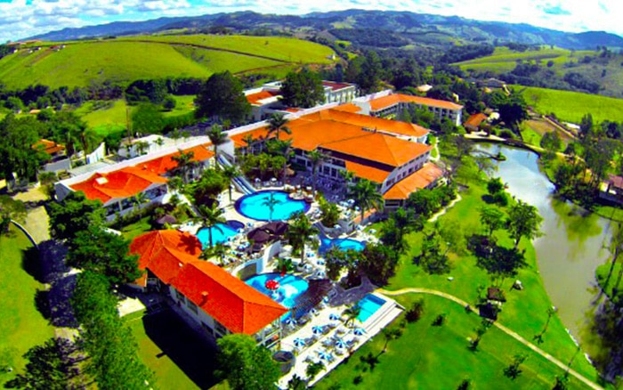 Hotel bem avaliado em Minas Gerais