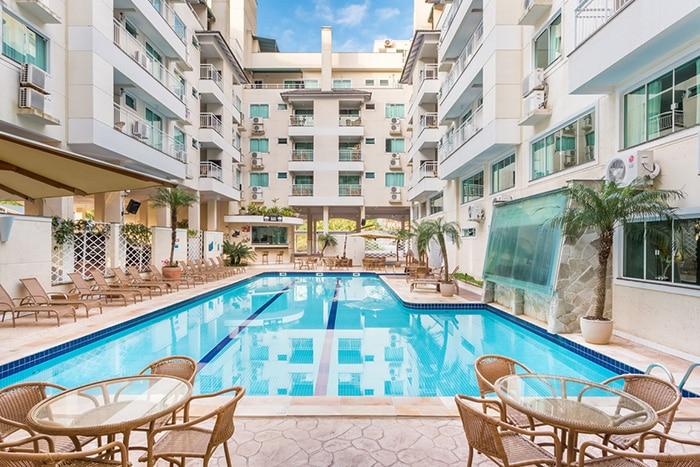 Hotel em oferta em Santa Catarina