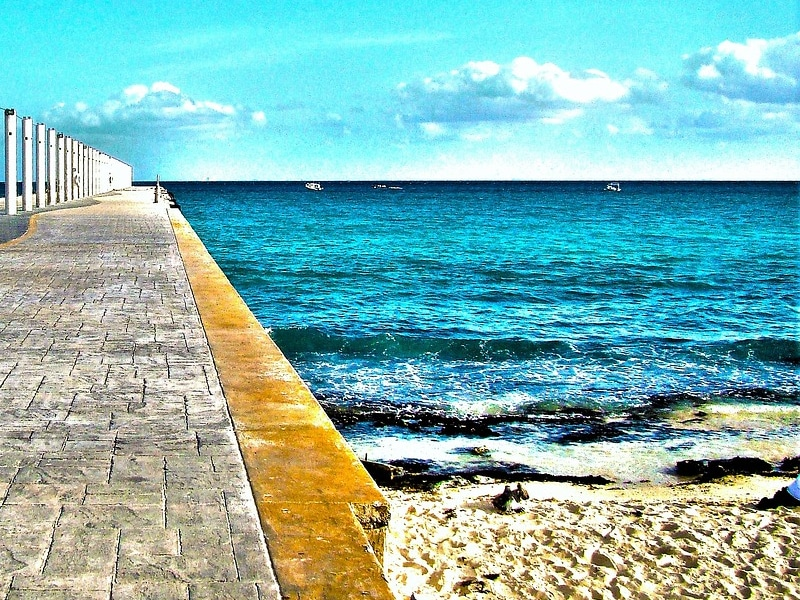 Playa Xpu na Riviera Maya