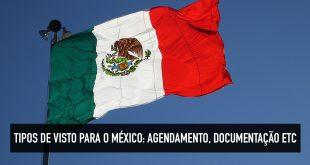 Preço do visto para México
