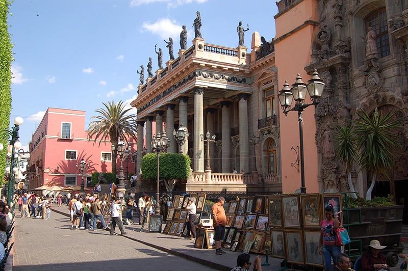 Documentos para visto do México