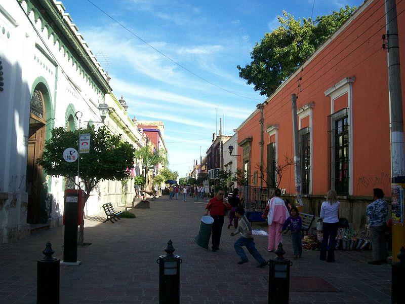 Tlaquepaque centro histórico