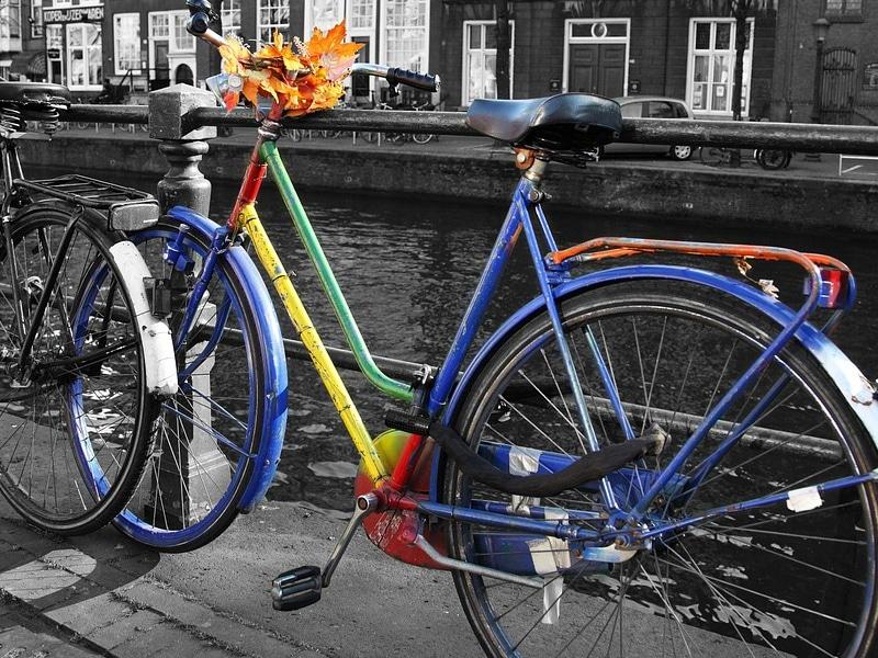 Onde alugar bicicleta em Amsterdam